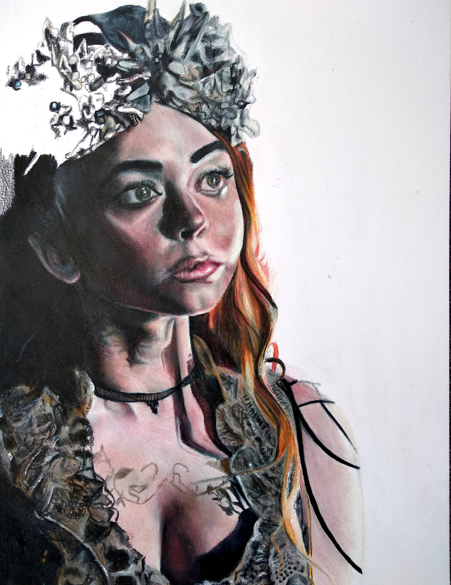 SHADOWHUNTERS - SEELIE QUEEN</br>STEP7