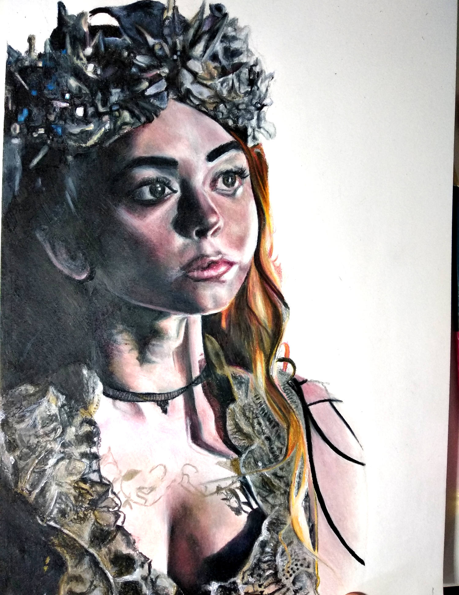SHADOWHUNTERS - SEELIE QUEEN</br>STEP8