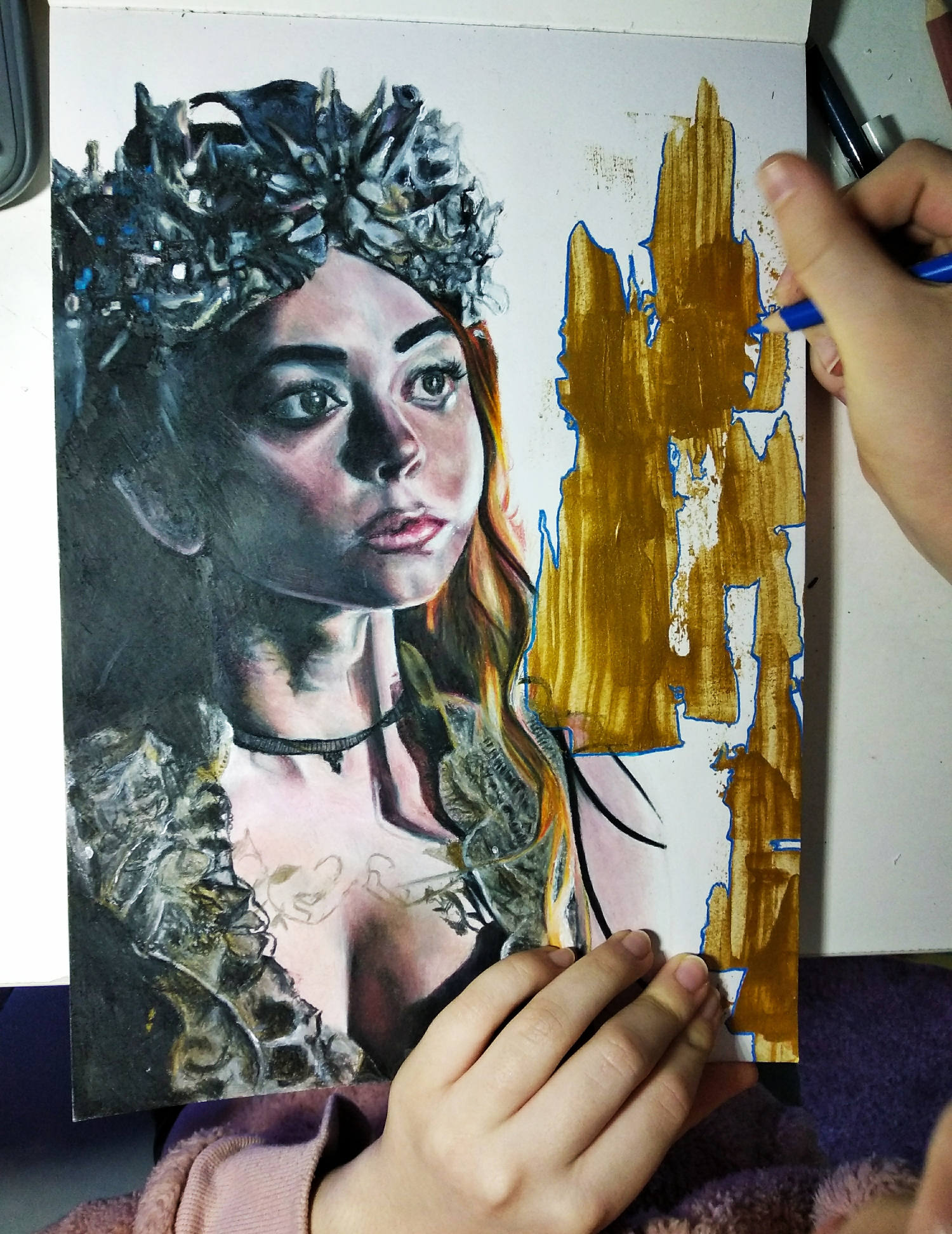 SHADOWHUNTERS - SEELIE QUEEN</br>STEP9