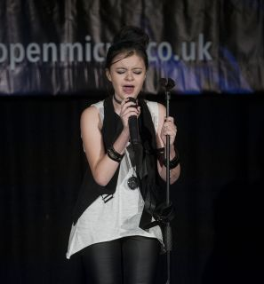 Elisa Neri - Open Mic Uk - Guilty