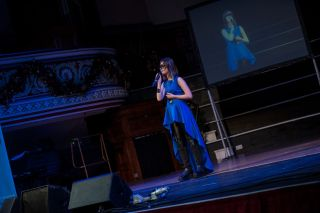 Elisa neri - Open Mic UK