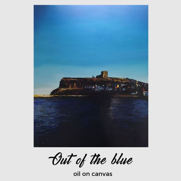 Out of the blue - October 2020