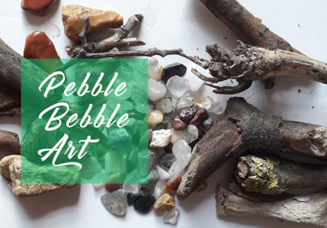 Pebble Bebble Art